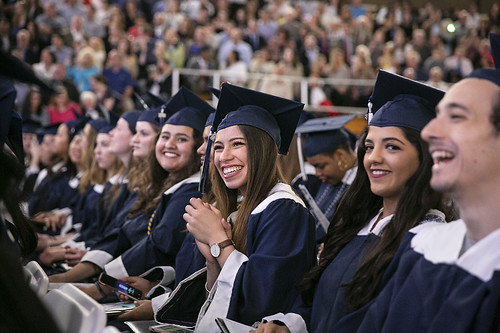 "Commencement 2018 • <a style=""font-size:0.8em;"" href=""http://www.flickr.com/photos/42788547@N05/43984662912/"" target=""_blank"">View on Flickr</a>"