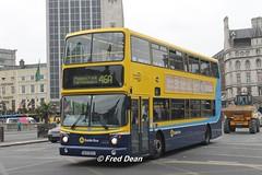 Dublin Bus AX522 (06D30522). (Fred Dean Jnr) Tags: dublin september2014 busathacliath dublinbus dbrook dublinbusyellowbluelivery volvo b7tl alexander alx400 dublinbusroute46a transbus ax522 06d30522 oconnellstreetdublin