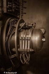Stromabnehmer (micdiving) Tags: technik denkmal gasmaschine strom