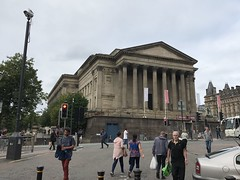St. George's Hall - Heritage Center - Liverpool City - England - August 2018 (firehouse.ie) Tags: lowhill worldheritagesite worldheritage nationalheritage listedbuildings neoclassical lisredbuilding grade1 city limestreet stgeorge'shall spectacular buildings building architecture england merseyside liverpool heritagecenter heritage