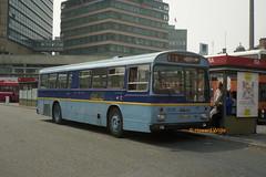 Citibus 42 (VDW 442K) (SelmerOrSelnec) Tags: citibus scania br111mh mcw metroscania vdw442k manchester piccadillybusstation newport bus