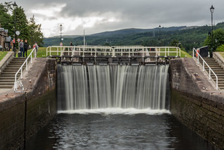 Fort Augustus locks (4)