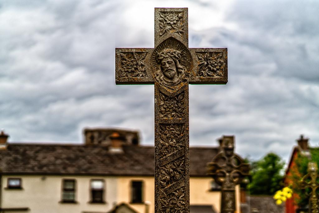 OLD CHURCHYARD KNOWN AS ST. JOHN'S [DUBLIN ROAD KILKENNY]-142895
