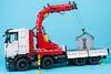 Lego Crane Truck (SilenWin15) Tags: lego technic crane truck