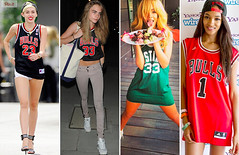 Basketball Jersey Fashion Trends (TrendVogue) Tags: trendvogue net fashion trend vogue style beauty celebrity food health life sex love wedding models mode girl parties ready to wear week designers cat walk