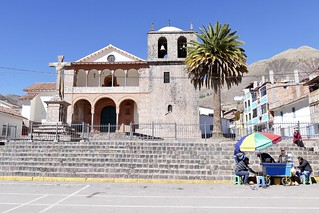 Iglesia Santiago Apostel de Urcos Cuzco 2018