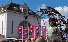 Giants Royal de Luxe Leeuwarden 2018