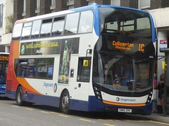 20 June 2018 Exeter (7) (togetherthroughlife) Tags: 2018 june devon exeter sn65zhv bus stagecoach sidwellstreet 10503 1c