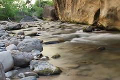 IMG_0486 (SteveBerger1) Tags: zion narrows water rock river longexposure