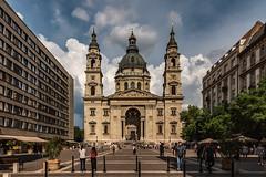 St.-Stephans-Basilika (Roman Achrainer) Tags: ststephansbasilika basilika ststephan kirche budapest ungarn pest buda architektur bauwerk achrainer