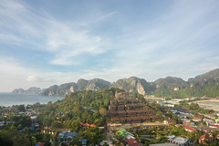 Phi-Phi Island (good.fisherman) Tags: mountain townscape hill hillside scenics range tourism panorama idyllic clear sky sightseeing scenic landscape travel thailand phiphi dramatic outdoors