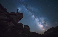 Cantabria (Pablo RG) Tags: cantabria milkyway sky estrellas cielo via lactea mountain montaña nikon paisaje noche nightphotography night