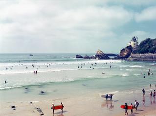 Surf, surf, surf.
