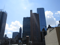 2018 August Luminous Clouds and No Virtual Clock 7058 (Brechtbug) Tags: 2018 august luminous clouds virtual clock tower turned off from hells kitchen clinton near times square broadway nyc 08092018 new york city midtown manhattan spring springtime weather building dark low hanging cumulonimbus cumulus nimbus cloud june hell s nemo southern view ny1