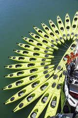 Cool Pattern (Steve Corey) Tags: toys kayaks patterns ocean alaska stevecorey shapes sslegacy tours uncruise paddle water adventure