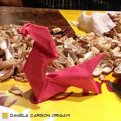 """Origami Challenge 107/365 """"Impro"""" Modello creato oggi. -------------------------------------------- """"Impro"""" Model created today.  #origami #cartapiegata #paperfolding #papiroflexia  #paper #paperart #createdandfolded #originaldesign   #danielacarbonioriga (Nocciola_) Tags: improvvisazione paperart cartapiegata createdandfolded papiroflexia paperfolding originaldesign danielacarboniorigami paper origami improa"""