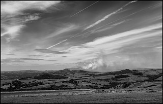 Fire on The Roaches