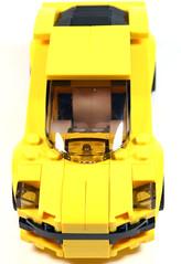 Lamborghini Huracán (OpenBagTwo) Tags: lego car moc speed champions lamborghini huracan