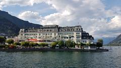 Zell Am See - Austria (Been Around) Tags: zellamsee grandhotel zellersee grandhotelzellamsee landsalzburg salzburg austria österreich boot lake hotel beenaround eu europe europa autriche pinzgau