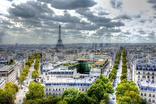 Eiffelturm - Eiffel Tower