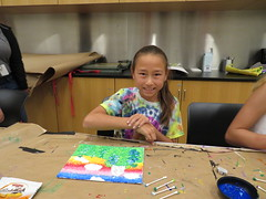 Ready, Set, Draw!, 2018.6 (Center for Creative Connections) Tags: dma dallasmuseumofart camp summer summercamp kids tweens creativity drawing fun studio