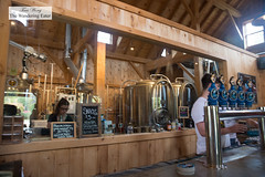 Kitchen, brewery and at the Tasting Room (thewanderingeater) Tags: badmarthasbrewery beer edgartown massachusetts unitedstates
