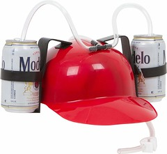 Fairly Unique Beer And Soda  Helmet (mywowstuff) Tags: gifts gift ideas gadgets geeky products men women family home office