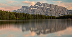 Two Jack Lake (FS_photos) Tags: photo 60d landscape canon60d nationalpark tokina canon 01equipment hdr twojacklake banff banffnp mybest photography canadianrockies outdoors park tokina2470mm outdoorsphotography canada photos