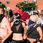 Protest against burka/niqab ban i Copenhagen thumbnail