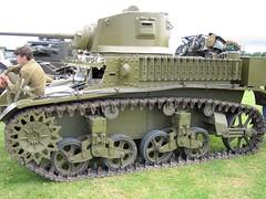 "M3 Stuart Light Tank 4 • <a style=""font-size:0.8em;"" href=""http://www.flickr.com/photos/81723459@N04/29966333468/"" target=""_blank"">View on Flickr</a>"