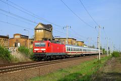143 173-3 DB (Zugbild) Tags: bahn zug rail db dbag intercity leipzig br143 br243 sachsen lew lady