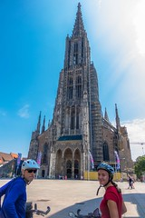The tallest church in the world.