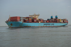 Madison Maersk_DVL1542 (larry_antwerp) Tags: netherlands nederland walsoorden zeeland schip ship vessel 船 船舶 אונייה जलयान 선박 کشتی سفينة schelde 斯海尔德河 スヘルデ川 스헬더 강 رود شلده سخيلده 9619945 madisonmaersk maersk