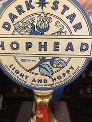 Dark Star Hophead at GBBF Olympia, London - August 2018 (Pub Car Park Ninja) Tags: gbbf london olympia 2018 august greatbritishbeerfestival camra uk england beer beers ales ale bier biers bitter lager budvar trumans mosaic