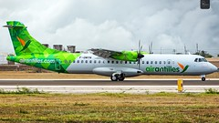 Air Antilles | F-OMYN | ATR 72-600 | BGI (Terris Scott Photography) Tags: atr 72 600 air antilles aircraft airplane aviation plane spotting nikon d750 tamron 70200mm f28 new