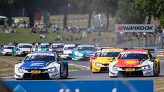 Race 1 Start Philipp Eng #25 & Augusto Farfus #15 BMW M4 DTM (benh14photo) Tags: brands hatch brandshatch motorsport race 1 start philipp eng 25 augusto farfus 15 bmw m4 dtm