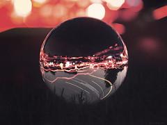 The Crystal Ball (György Soponyai) Tags: crystal ball crystalball nightphoto nightfoto nightscape tarján startrail startrails longexpo