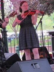 Fiddler Jess Blenis (jamica1) Tags: derina harvey band performers celtic atlantic down east revelstoke bc british columbia canada