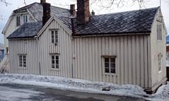 Persaunet gård / Strinda gamlehjem