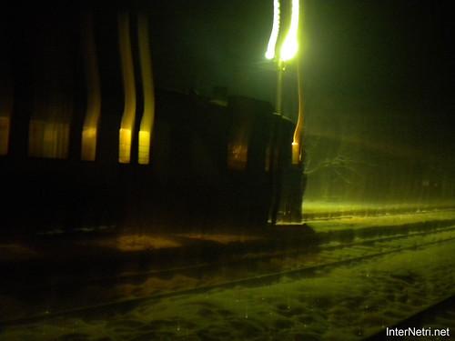Ніч, Любомль, Волинь, Зима 2012  InterNetri 131