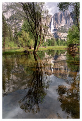 Yosemite Falls, can't miss it from the Valley (Paulemans) Tags: sonyfe424105goss 2018usavacation paulemans paulderoode yosemite yosemitenationalpark yosemitevalley yosemitefalls nikvivenza