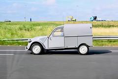 1961 Citroën AZU (Michiel2005) Tags: car auto citroën citroen azu besteleend eend snelweg highway nederland netherlands