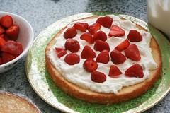 IMG_0561 (a_melie10) Tags: cake shortcake strawberries dessert food