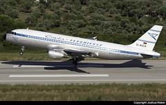 Condor Airbus A320-212 D-AICA @ Skiathos Airport (LGSK/JSI) (Joshua_Risker) Tags: skiathos airport lgsk jsi condor airbus a320 daica retro