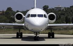 Tus Air Fokker 70 5B-DDB @ Skiathos Airport (LGSK/JSI) (Joshua_Risker) Tags: skiathos airport lgsk jsi greece tus air airways fokker 70 f70 5bddb tel aviv