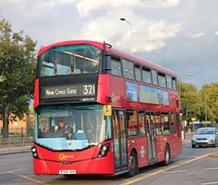 Go Ahead London Central - WHV108 - BT65JGV (Waterford_Man) Tags: bt65jgv whv108 hybrid wrightbus goaheadlondoncentral goaheadlondongeneral
