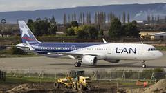 Airbus A321-211SL / LATAM Chile / CC-BEB (Vicente Quezada Duran) Tags: airbus a321211sl latam chile ccbeb