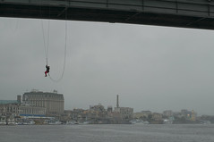 (Little_Godzirra) Tags: rainy mist fog summer kiev ukraine merrygoround river