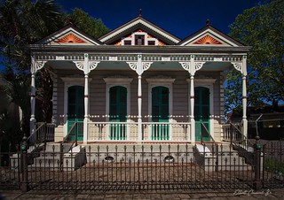 613 - 611 Kerlerec St., New Orleans