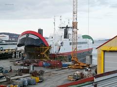 """Hamarøy"" (OlafHorsevik) Tags: hamarøy hurtigruten harstad hamek ferge ferga ferry ferja ferje"